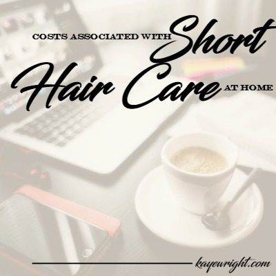 Costs Associated With Short Hair Care At Home | November 14, 2016