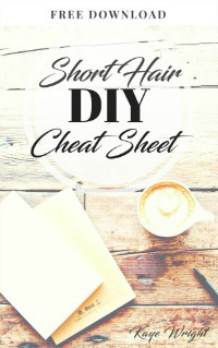 DIY cheat sheet