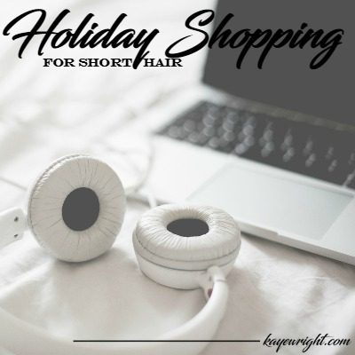 The Guide To Holiday Shopping For Short Hair | November 30, 2016