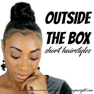 Outside The Box Short Hairstyles | March 23, 2017
