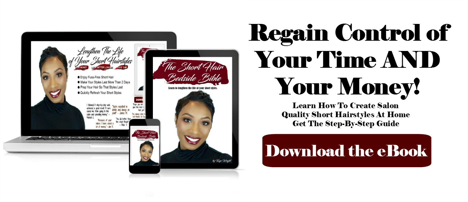 short hair ebook