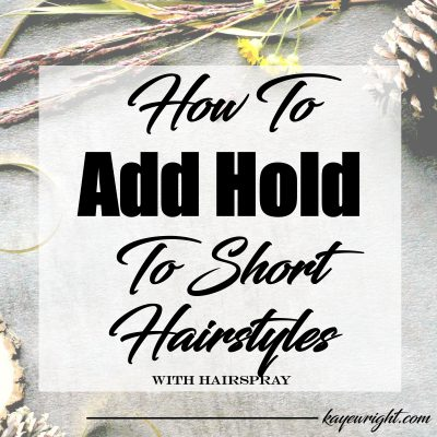 add hold to short styles