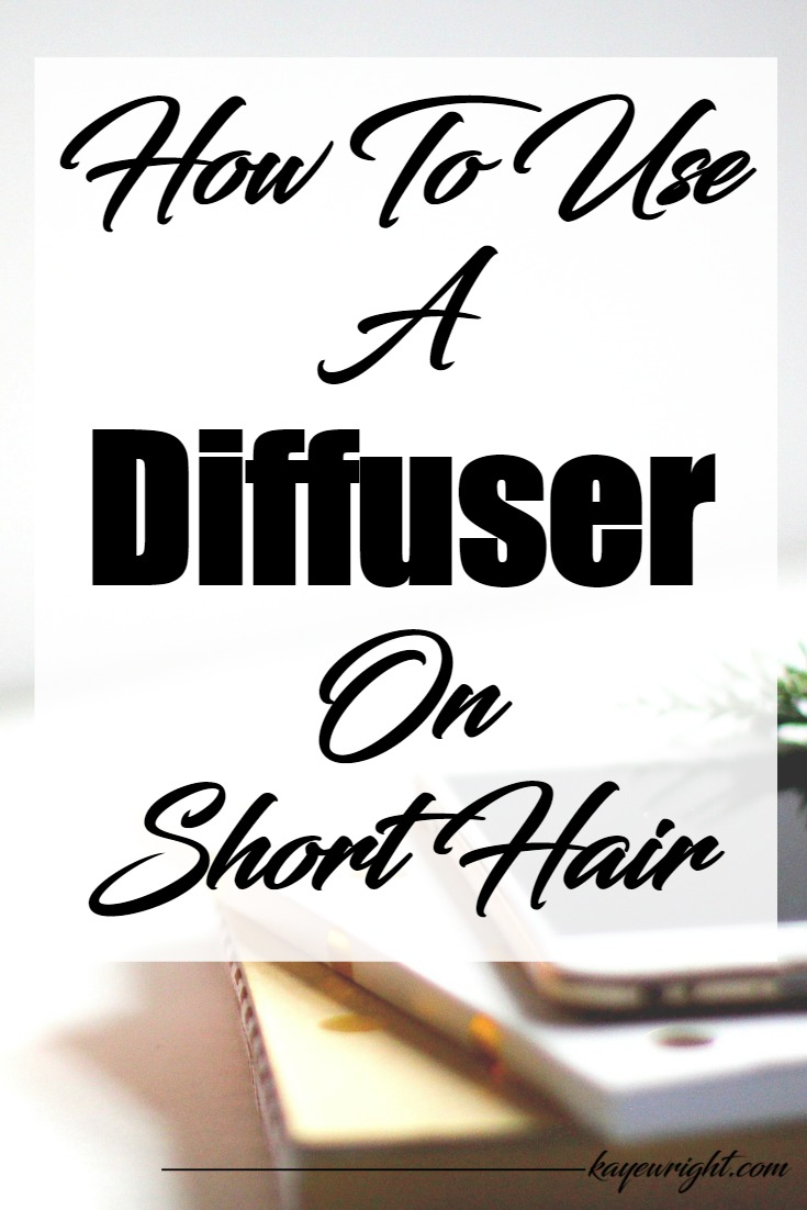 diffuser on short hair
