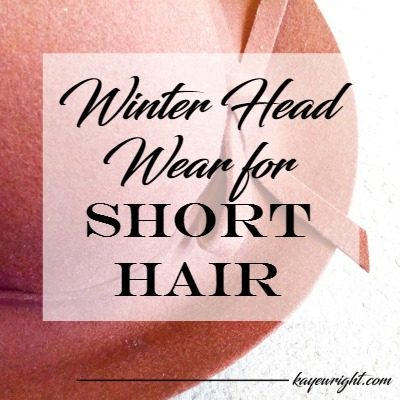 Head Wear For Short Hair | January 5, 2017