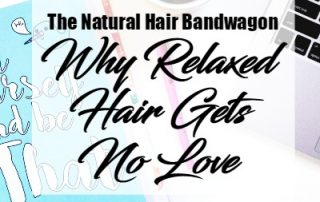 love for relaxed hair products