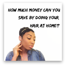 Can You Save Money By Doing Your Hair At Home?