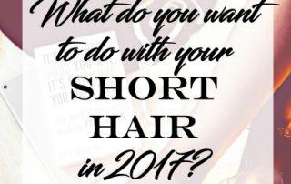 SHORT HAIR 2017
