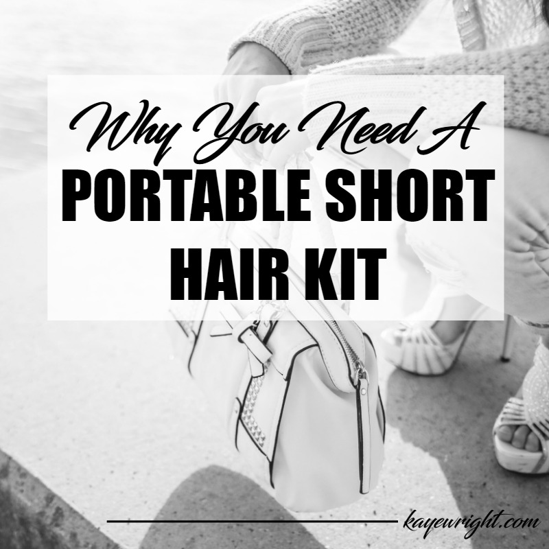 short hair kit