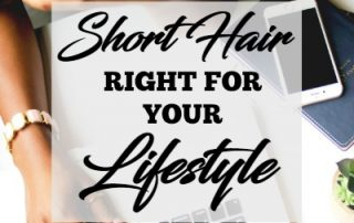 short hair right for your lifestyle